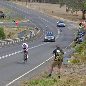 2016 Road Nationals time trials, Buninyong