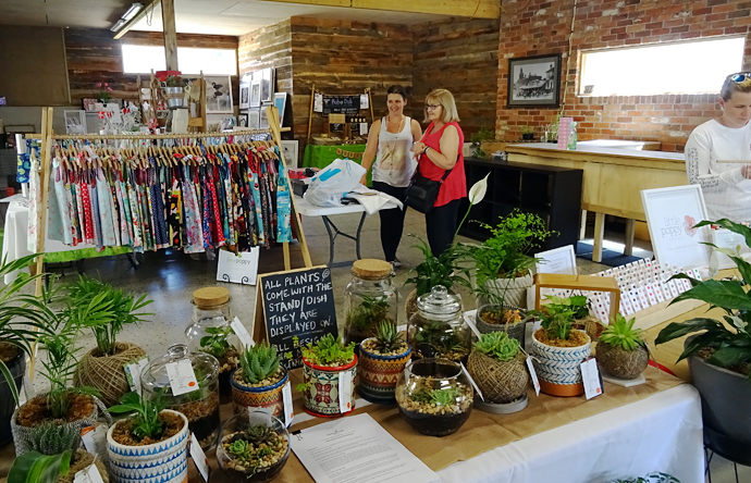 Buninyong Football & Netball Club Pop-up shop