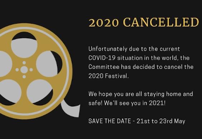 Buninyong Film Festival cancellation notice
