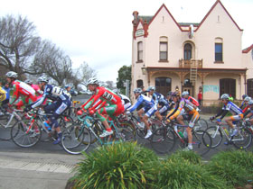 2008 Australian Cycling Grand Prix - Men's Road race, Buninyong